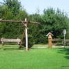 Crazy village / Wooden sculptures