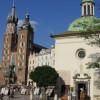 El camino real y castillo Wawel
