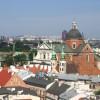 El Casco Antiguo de Cracovia