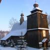 Kościół w Paczółtowicach/Szlak Architektury Drewnianej/Wooden Architecture Trail