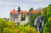 Pieskowa Skała Castle - Ojcowski National Park