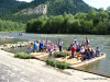 Spływ Dunajcem/Dunajec River Gorge (rafting)
